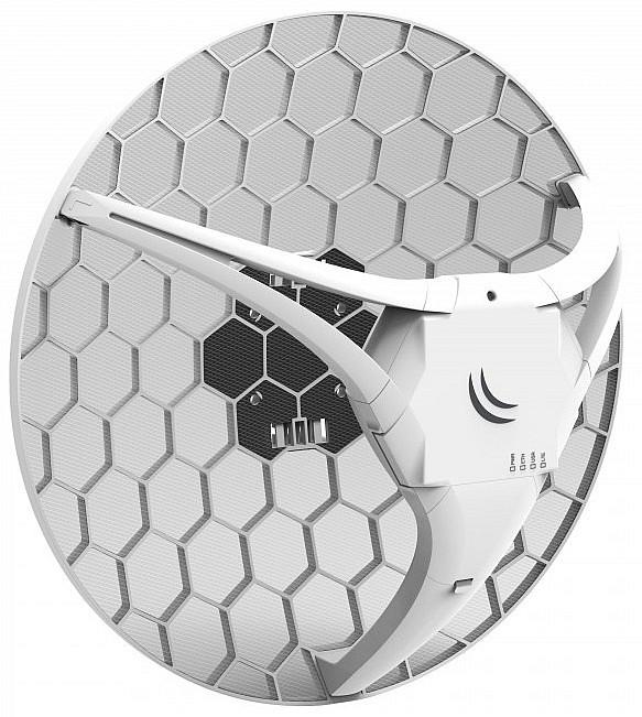 Антенна со встроенным LTE-модемом MikroTik LHG LTE KIT, усиление 17 dBi