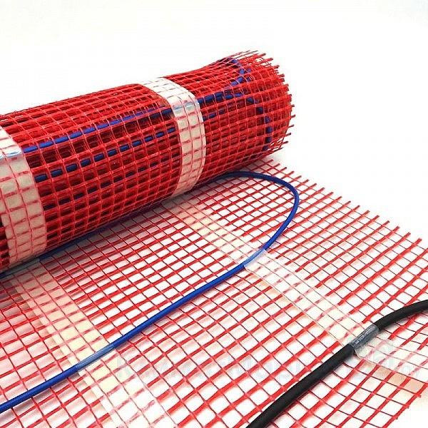 Электрический кабель на мате HeatUp